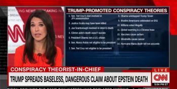CNN: Here's A List Of Conspiracy Theories Promoted By Trump