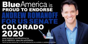 Andrew Romanoff For U.S. Senate
