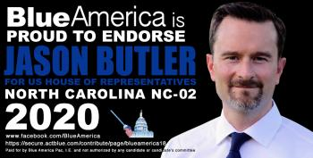 Wooing Rural Voters In North Carolina With Progressive And Populist Policies-- Meet Jason Butler (NC-02)