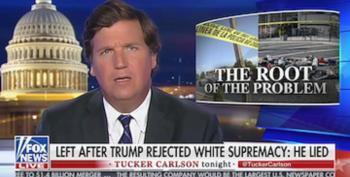 Advertisers Are Fleeing Tucker Carlson After White Supremacy 'Hoax' Remarks