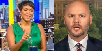 MSNBC Conservative Gets Walloped For Claiming 'Growing Up In A Trailer Park' Nullifies 'White Privilege'