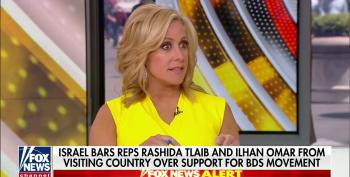 Fox News Goes To Bat For Bibi's Ban