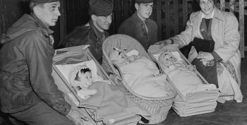 Babies Born To US Soldiers Overseas No Longer Assumed To Be US Citizens