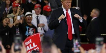 Trump Campaign Still Owes El Paso $470,000 For His February Anti-Immigration Rally