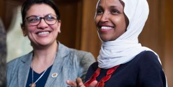 Obeying Trump, Israel Bars Reps Tlaib And Omar From Entering