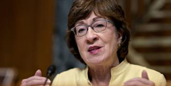 Susan Collins Dispenses With Niceties, Accepts Paul LePage's Endorsement