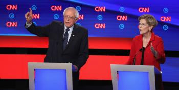 Sanders And Warren Return Donations From Employees At Hedge Funds Linked To Puerto Rico