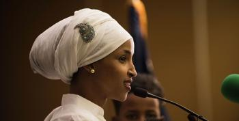 Rep. Ilhan Omar Drops The Mic On Alabama Republicans