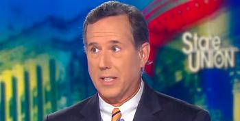 Rick Santorum Says 'Soft Targets' At Walmart Could Have Stopped Mass Shooting If They Had More Guns