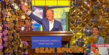 MSNBC Panel Slams Sean Spicer's DWTS Gig: 'I Didn't Know You Could Dance Without A Spine'