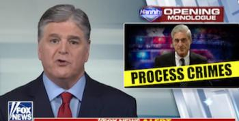 Trump Campaign Gives Props To Sean Hannity For DOJ Investigation Into Russia Probe