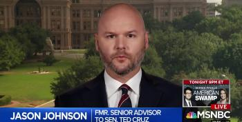 Former Ted Cruz Staffer Jason Johnson Tries To Explain What Is And Isn't Racist...It Does Not Go Well