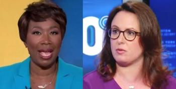 Joy Reid Calls Out Maggie Haberman; Who Published Clinton Donors Again?