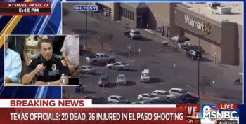 El Paso Killer's Manifesto Regurgitates White-Supremacist Hate