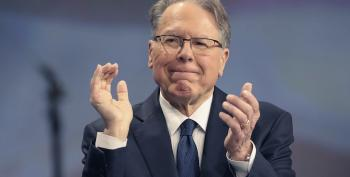 Shed A Tear For Poor Wayne LaPierre