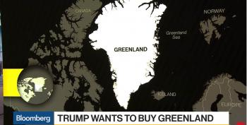 Denmark Mocks Trump's Reported Desire To Buy Greenland