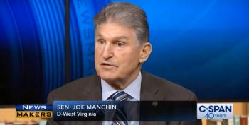 Joe Manchin Bets On Dem Senate Win; Will Not Run For WV-Gov