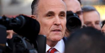 BREAKING: Rudy Giuliani Subpoenaed By The House Intelligence Committee