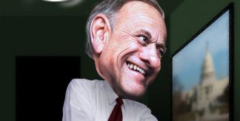 Rep. Steve King: I Took A Drink Out Of The Toilet Bowl And It Tasted Pretty Good