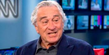 Robert DeNiro Slams Fox News With F-bomb Rant On CNN