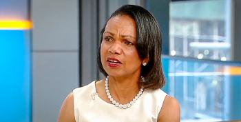 Condi Rice Blames Both Sides For Trump's Racism: 'There's A Lot Coming Out Of The Left'