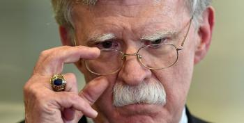 John Bolton Knows Where All The Bodies Are Buried