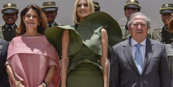 Ivanka's Big Fashion Statement Goes Awry