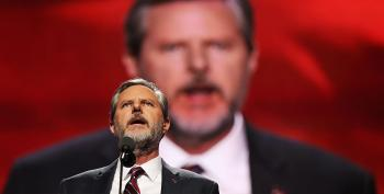 Jerry Falwell, Jr's Corruption And Hypocrisy On Parade