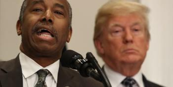 Ben Carson Mocks, Slanders Transgender People In Internal Agency Meetings