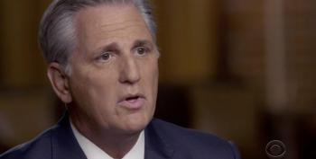 Kevin McCarthy Loses Fight With Reality On 60 Minutes