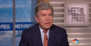 Sen. Roy Blunt (R-MO) Not Concerned With Trump Eroding 'Credibility Of The Words Of The President'