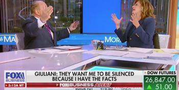 Rudy Giuliani Is Cracking Up: Calls Lindsey Graham An Ex-Senator