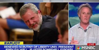 Frank Schaeffer Shreds Falwell, Jr.: 'Just Another Con Artist Grifter Cashing In'
