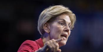 Elizabeth Warren Tackles Judicial Corruption