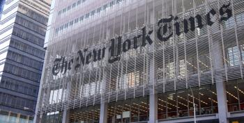 The New York Times Is Up To Their Old Tricks: A Tale Told In Tweets