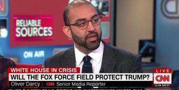 CNN Reporter: If Trump Survives Impeachment, He Can Thank Fox For 'Poisoning The Public Dialogue'