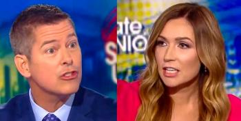 Sean Duffy Caught Pushing 'Absurd Conspiracy Theory' About DNC Server On First Day As CNN Contributor
