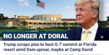 Like Trump, Fox Blames Democrats For G7 Trump Doral Reversal