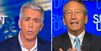 Joe Walsh Destroys Mark Sanford For Not Supporting Impeachment: 'Donald Trump Is A Traitor'