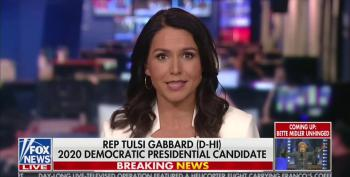 Tulsi Gabbard Not Running For Re-Election To Congress