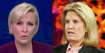 Mika Brzezinski And Greta Van Susteren Feud On Twitter