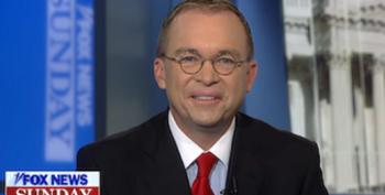 Mick Mulvaney's Fox News Rehab That Wasn't