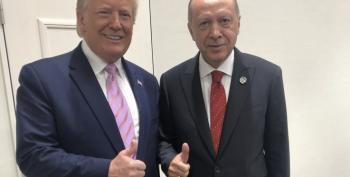 'Don't Be A Fool!' Donald Trump Writes A Goon Letter To Turkey's President