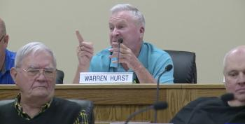 TN County Official Goes Off On Homophobic Rant: 'We've Got A Queer Running For President'