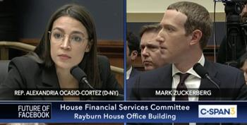 Mark Zuckerberg Falters Under AOC's Grilling: 'Lying Is Bad'
