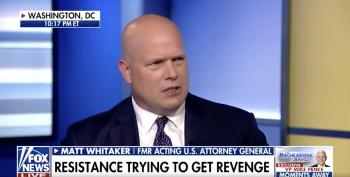 Was This Guy REALLY The Acting Attorney General?