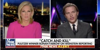 Ronan Farrow Tells Fox News It Still Has A Sexual Harrassment Problem