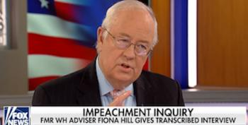 Ken Starr Tells Fox News No Impeachable Offenses From Trump, Unlike Bill Clinton