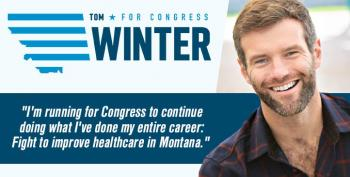 Meet Tom Winter, Montana Candidate For Real Change