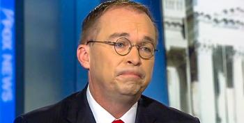 Did Mulvaney Just Dig A Deeper Hole By Admitting Trump Is 'Still In The Hospitality Business'?